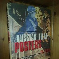 Libros de segunda mano: RUSSIAN FILM POSTERS 1900 1930, CARTELES RUSOS CINEMATOGRAFICOS, CINE RUSIA, VIVAYS PUBLISHING, 2012. Lote 233411710