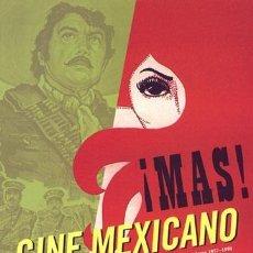 Libri di seconda mano: ¡MÁS CINE MEXICANO CARTELES SENSACIONALES DEL CINE MEXICANO 1957 1990 AGRASÁNCHEZ 132 PÁGINAS 2007. Lote 234540790