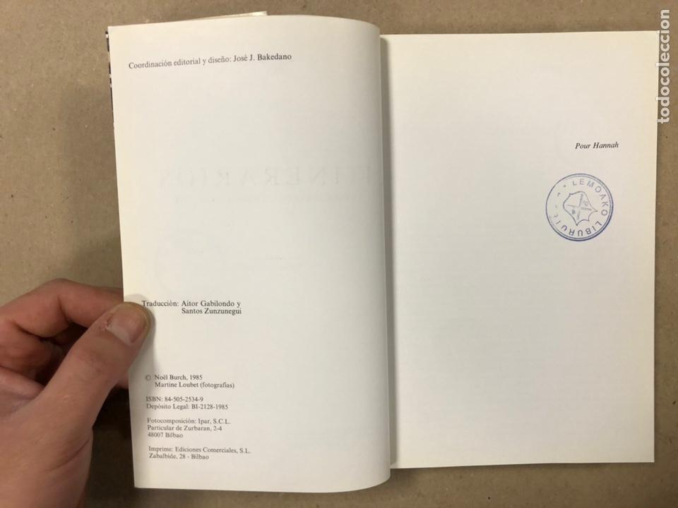 Libros de segunda mano: ITINERARIOS, LA EDUCACIÓN DE UN SOÑADOR DEL CINE. NOËL BURCH. - Foto 3 - 234931100