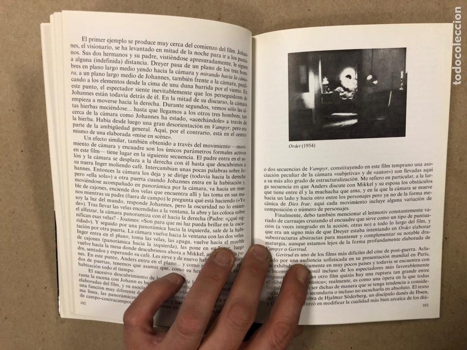 Libros de segunda mano: ITINERARIOS, LA EDUCACIÓN DE UN SOÑADOR DEL CINE. NOËL BURCH. - Foto 7 - 234931100