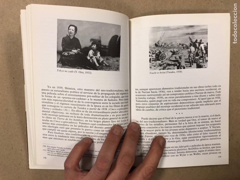 Libros de segunda mano: ITINERARIOS, LA EDUCACIÓN DE UN SOÑADOR DEL CINE. NOËL BURCH. - Foto 9 - 234931100