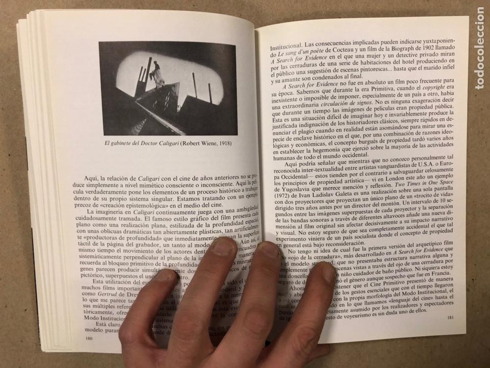 Libros de segunda mano: ITINERARIOS, LA EDUCACIÓN DE UN SOÑADOR DEL CINE. NOËL BURCH. - Foto 10 - 234931100