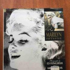 Libros de segunda mano: MARILYN MONROE: FIFTY-FIVE BOB LABRASCA. BLOOMSBURY. Lote 235570815