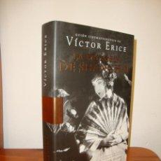 Libros de segunda mano: LA PROMESA DE SHANGHAI. GUIÓN CINEMATOGRÁFICO DE VÍCTOR ERICE - ARETÉ - MUY BUEN ESTADO. Lote 235926260