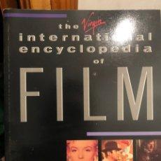 Libros de segunda mano: LIBRO ENCICLOPEDIA CINE EN INGLÉS THE VIRGIN INTERNATIONAL ENCYCLOPEDIA OF FILM. JAMES MONACO, 1992. Lote 236350085