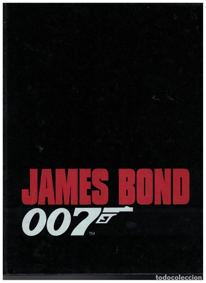 HISTORIA Y FILMOGRAFIA DE JAMES BOND 007 (Libros de Segunda Mano - Bellas artes, ocio y coleccionismo - Cine)