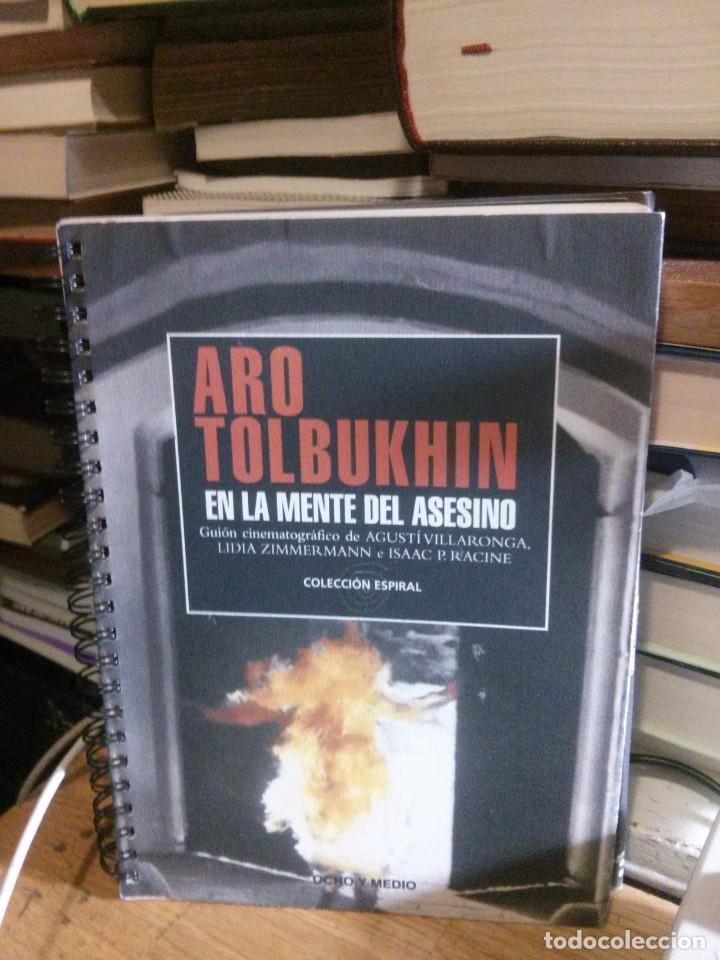 EN LA MENTE DEL ASESINO, ARO TOLBUKHIN, ED. OCHO Y MEDIO (Libros de Segunda Mano - Bellas artes, ocio y coleccionismo - Cine)