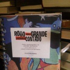 Libros de segunda mano: EL ROBO MAS GRANDE JAMAS CONTADO, COLECCION ESPIRAL, ED. OCHO Y MEDIO. Lote 237159380