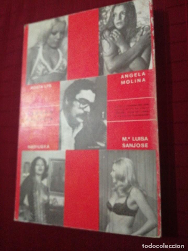 Libros de segunda mano: CARNE DE CINE - Pancho Bautista - Foto 2 - 237205335
