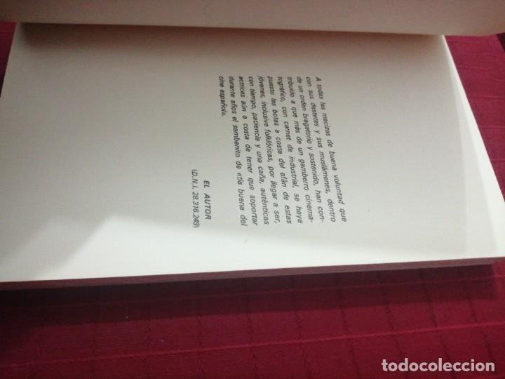 Libros de segunda mano: CARNE DE CINE - Pancho Bautista - Foto 4 - 237205335