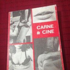 Libros de segunda mano: CARNE DE CINE - PANCHO BAUTISTA. Lote 237205335