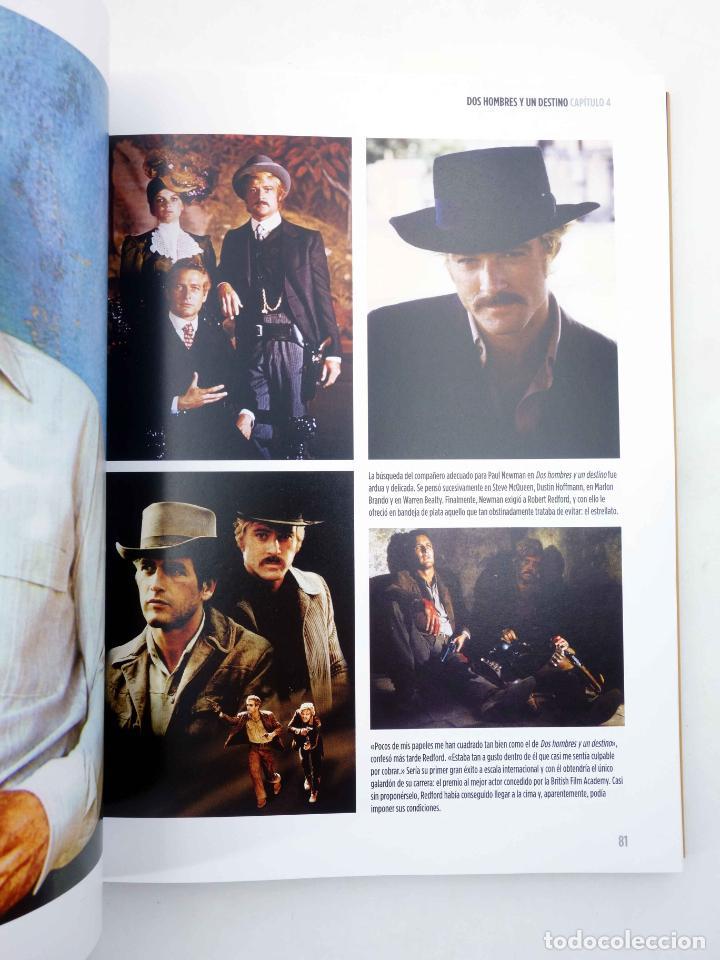 Libros de segunda mano: ROBERT REDFORD, EL CHICO DE ORO (Luís Miguel Carmona) T&B, 2009. OFRT - Foto 9 - 237251880