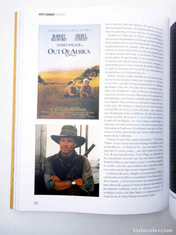 Libros de segunda mano: ROBERT REDFORD, EL CHICO DE ORO (Luís Miguel Carmona) T&B, 2009. OFRT - Foto 12 - 237251880