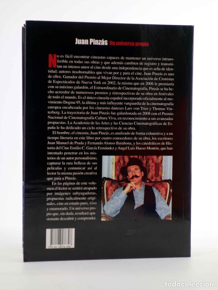Libros de segunda mano: JUAN PINZÁS. UN UNIVERSO PROPIO (Vvaa) T&B, 2008. OFRT - Foto 2 - 237251885