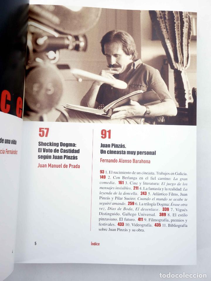 Libros de segunda mano: JUAN PINZÁS. UN UNIVERSO PROPIO (Vvaa) T&B, 2008. OFRT - Foto 6 - 237251885