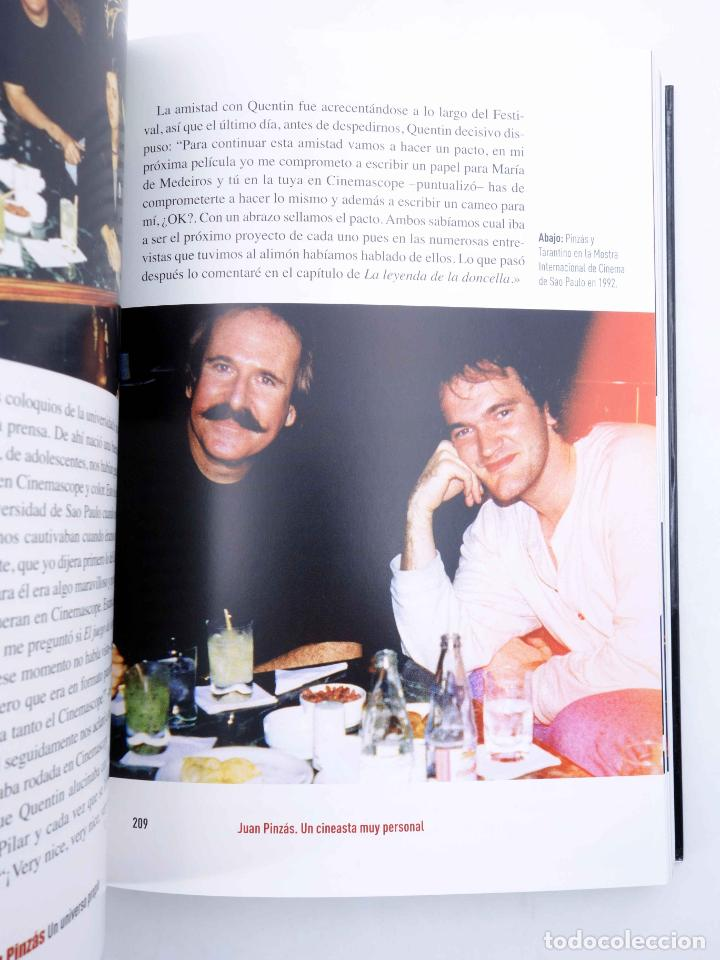 Libros de segunda mano: JUAN PINZÁS. UN UNIVERSO PROPIO (Vvaa) T&B, 2008. OFRT - Foto 8 - 237251885