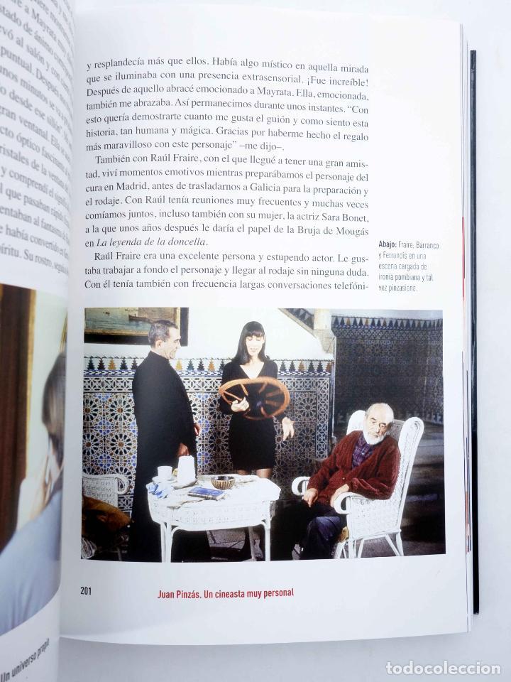 Libros de segunda mano: JUAN PINZÁS. UN UNIVERSO PROPIO (Vvaa) T&B, 2008. OFRT - Foto 9 - 237251885