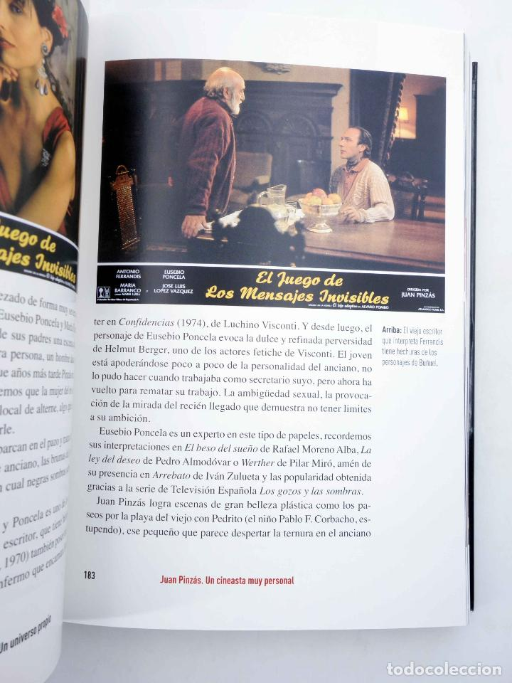 Libros de segunda mano: JUAN PINZÁS. UN UNIVERSO PROPIO (Vvaa) T&B, 2008. OFRT - Foto 10 - 237251885