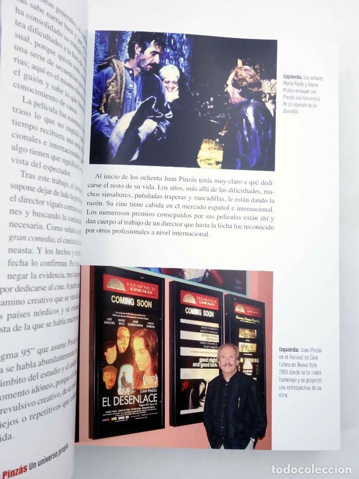 Libros de segunda mano: JUAN PINZÁS. UN UNIVERSO PROPIO (Vvaa) T&B, 2008. OFRT - Foto 12 - 237251885