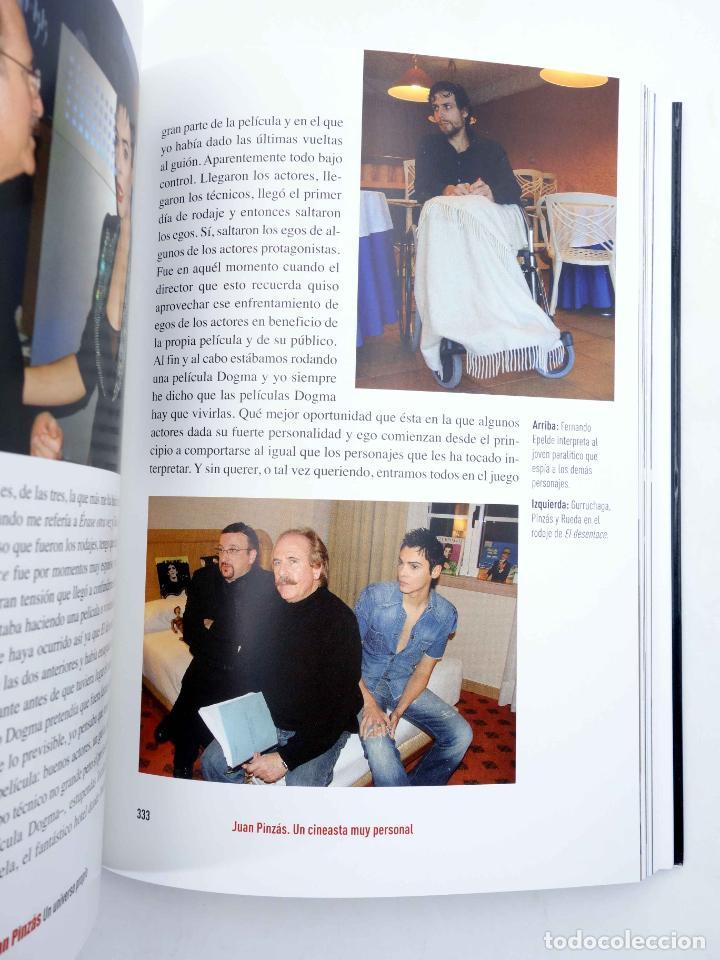 Libros de segunda mano: JUAN PINZÁS. UN UNIVERSO PROPIO (Vvaa) T&B, 2008. OFRT - Foto 13 - 237251885