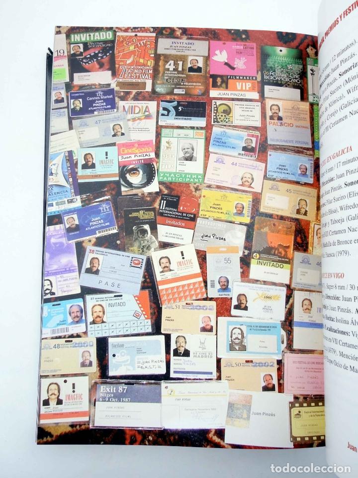 Libros de segunda mano: JUAN PINZÁS. UN UNIVERSO PROPIO (Vvaa) T&B, 2008. OFRT - Foto 14 - 237251885
