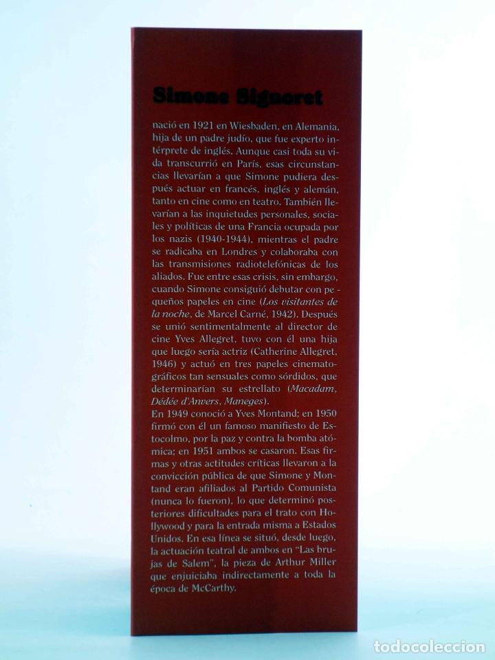 Libros de segunda mano: MEMORIAS. LA NOSTALIA YA NO ES LO QUE ERA (Simone Signoret) Torres de Papel, 2015. OFRT - Foto 3 - 237251890