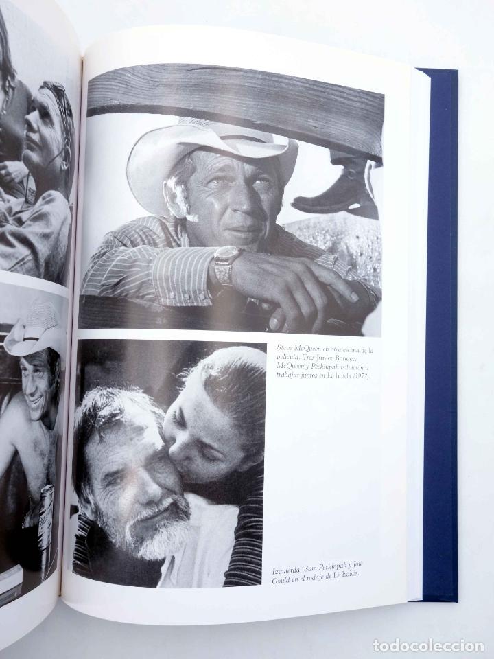 Libros de segunda mano: BIOGRAFÍAS SERIE ORO. SAM PECKINPAH. VIDA SALVAJE (Garner Simmons) T&B, 2011. OFRT - Foto 5 - 237251905