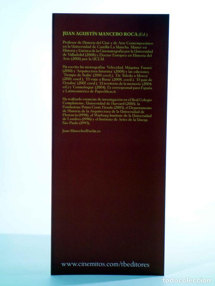 Libros de segunda mano: TERRY GILLIAM, EL DESAFÍO DE LA IMAGINACIÓN (Juan Agustín Mancebo Roca, Ed.) T&B, 2010. OFRT - Foto 3 - 237251915