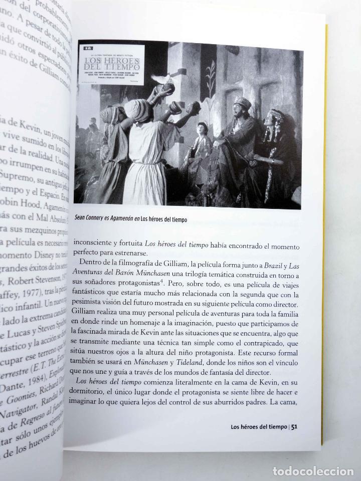 Libros de segunda mano: TERRY GILLIAM, EL DESAFÍO DE LA IMAGINACIÓN (Juan Agustín Mancebo Roca, Ed.) T&B, 2010. OFRT - Foto 5 - 237251915