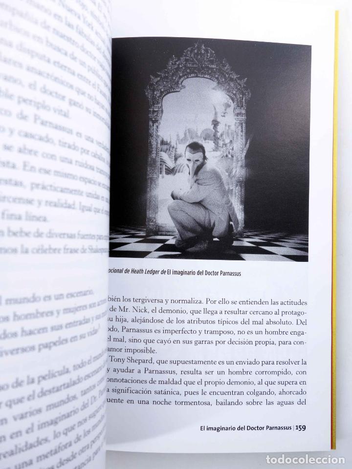 Libros de segunda mano: TERRY GILLIAM, EL DESAFÍO DE LA IMAGINACIÓN (Juan Agustín Mancebo Roca, Ed.) T&B, 2010. OFRT - Foto 6 - 237251915