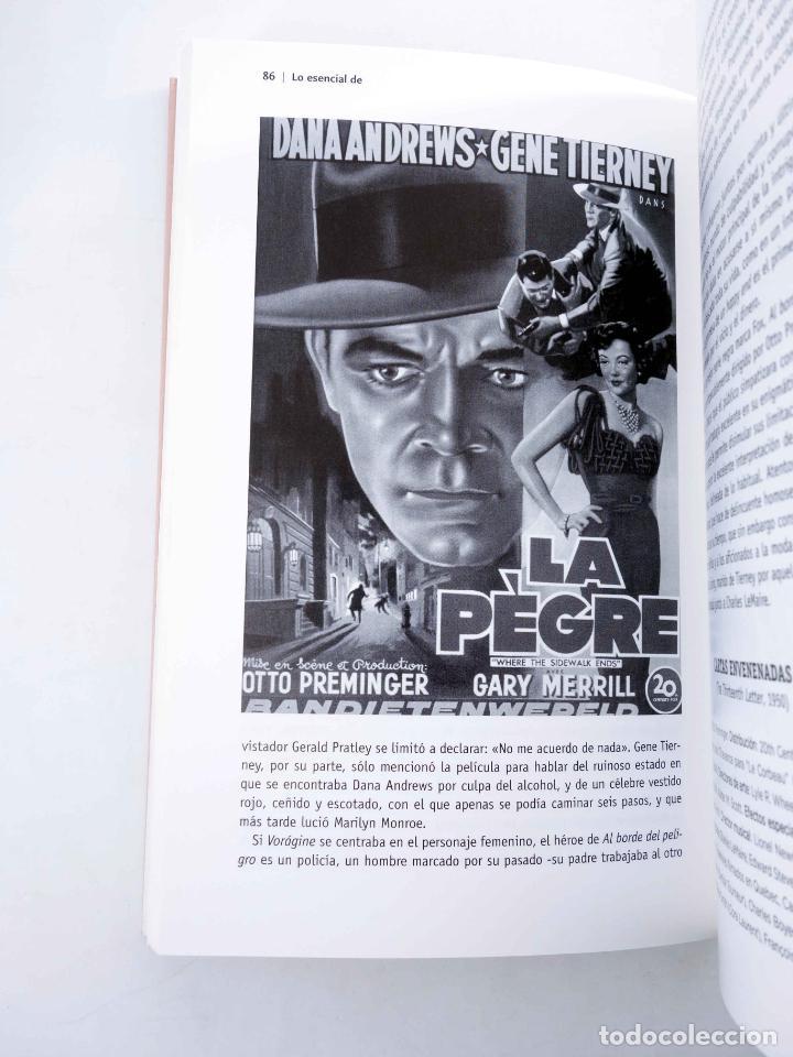 Libros de segunda mano: COLECCIÓN LO ESENCIAL DE… OTTO PREMINGER (José De Diego Wallace) T&B, 2003. OFRT antes 10E - Foto 7 - 237251925