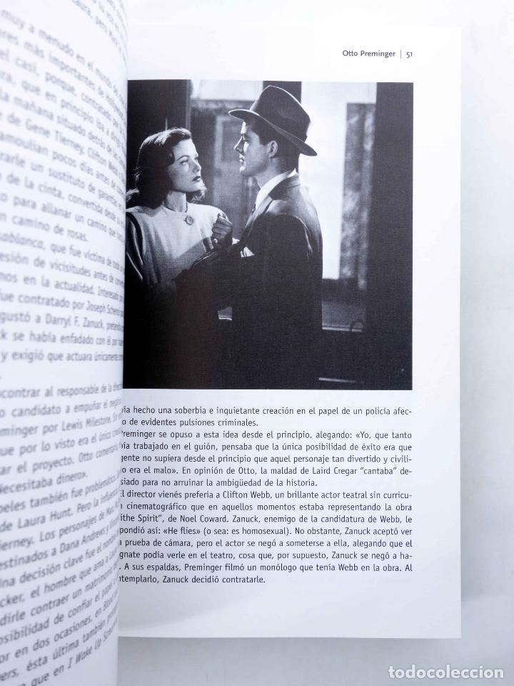 Libros de segunda mano: COLECCIÓN LO ESENCIAL DE… OTTO PREMINGER (José De Diego Wallace) T&B, 2003. OFRT antes 10E - Foto 9 - 237251925