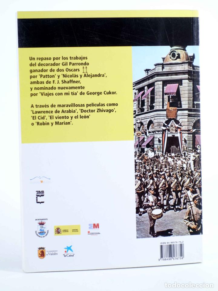 Libros de segunda mano: DECORADOS, GIL PARRONDO (Víctor Matellano) T&B, 2008. OFRT - Foto 2 - 237251935
