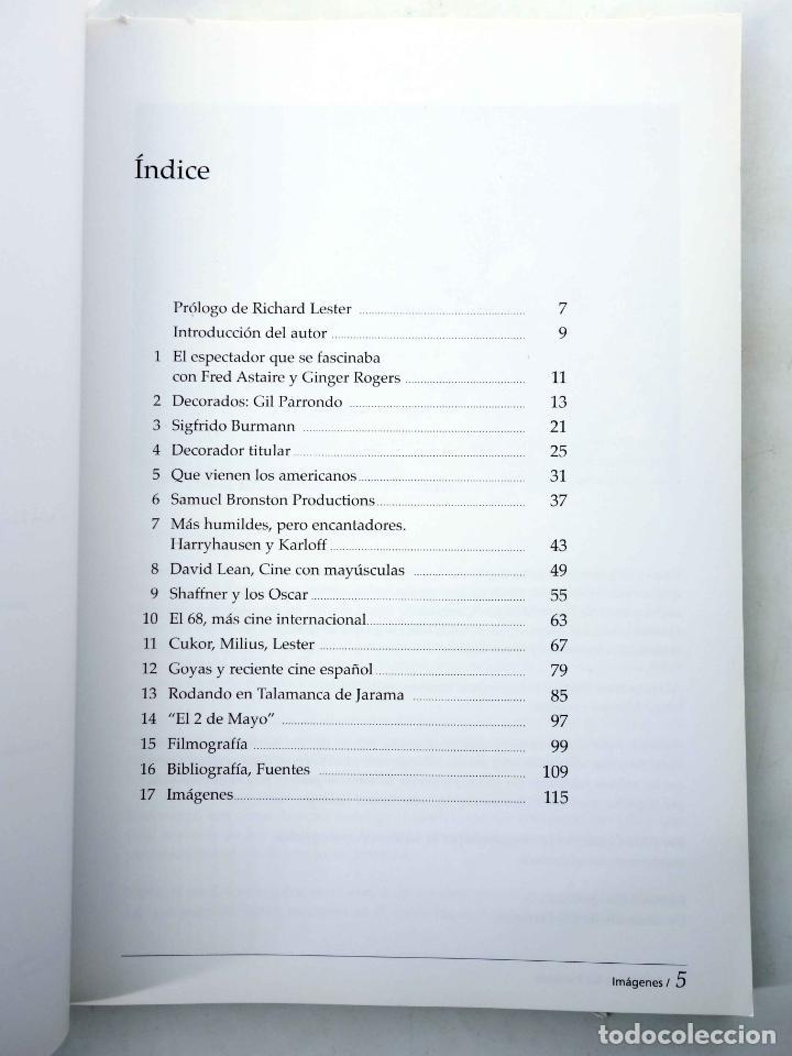 Libros de segunda mano: DECORADOS, GIL PARRONDO (Víctor Matellano) T&B, 2008. OFRT - Foto 3 - 237251935