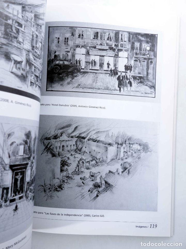 Libros de segunda mano: DECORADOS, GIL PARRONDO (Víctor Matellano) T&B, 2008. OFRT - Foto 7 - 237251935