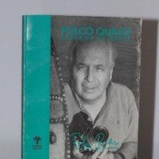 Libros de segunda mano: FOLCO QUILICI CAZADOR DE MARES - DOCUMENTALISTA, FOTÓGRAFO Y CINEASTA ITALIANO - FILMOTECA CANARIA. Lote 238216925