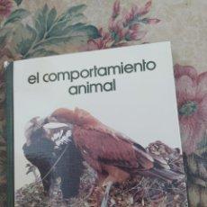 Libros de segunda mano: EL COMPORTAMIENTO ANIMAL, 1975 - FERNANDO ÁLVAREZ, LUIS ARIAS - LIBROS GT - BIBLIOTECA SALVAT - Nº71. Lote 239811585