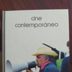 Libros de segunda mano: CINE CONTEMPORÁNEO, 1974 - ROMÁN GUBERN - BIBLIOTECA SALVAT - LIBROS GT - N° 38. Lote 240211200