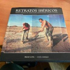 Libri di seconda mano: RETRATOS IBERICOS. JAMON JAMON HUEVOS DE ORO LA TETA Y LA LUNA (BIGAS LUNA CUCA CANALS) (LB50). Lote 241725445