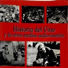 Libros de segunda mano: HISTORIA DEL CINE Y DE OTROS MEDIOS AUDIOVISUALES. F. J. ZUBIAUR CARREÑO.. Lote 242007355