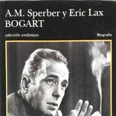 Libros de segunda mano: BOGART. A.M. SPERBER / ERIC LAX.. Lote 242008250