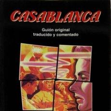 Libros de segunda mano: CASABLANCA. PABLO SANCHEZ.. Lote 242008715
