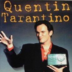 Libros de segunda mano: QUENTIN TARANTINO. A BOCAJARRO. WENSLEY CLARKSON.. Lote 242011375