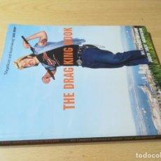 Libros de segunda mano: THE DRAG KING BOOK / EN INGLES / / AE202. Lote 243055365