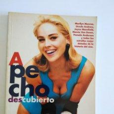 Libros de segunda mano: A PECHO DESCUBIERTO ~ MIDONS 1997. Lote 243365560