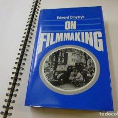 Libros de segunda mano: ON FILMMAKING - EDWARD DMYTRYK - ON FILMMAKING - N 12. Lote 243991725