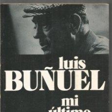 Libros de segunda mano: LUIS BUÑUEL. MI ULTIMO SUSPIRO. MEMORIAS. PLAZA & JANES. Lote 244176320