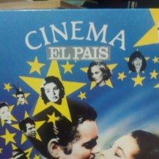 Libros de segunda mano: LA HISTORIA DEL CINE, CINEMA ED. EL PAIS. Lote 244414495
