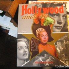 Libros de segunda mano: HOLLYWOOD AÑOS 40 - JHON RUSSELL TAYLOR - 1° EDICION1987 - EDITORIAL ARÍN. Lote 245396855
