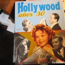 Libros de segunda mano: HOLLYWOOD AÑOS 30 / JACK LODGE. 1ª ED. BARCELONA : ARÍN, 1988.. Lote 245397035